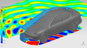 Программное обеспечение Simcenter 3D Acoustic